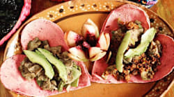 Tortillas y churros, los alimentos del