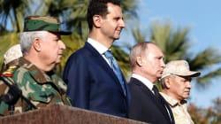 Les frappes en Syrie, une «punition» qui n'arrête pas le régime et ses