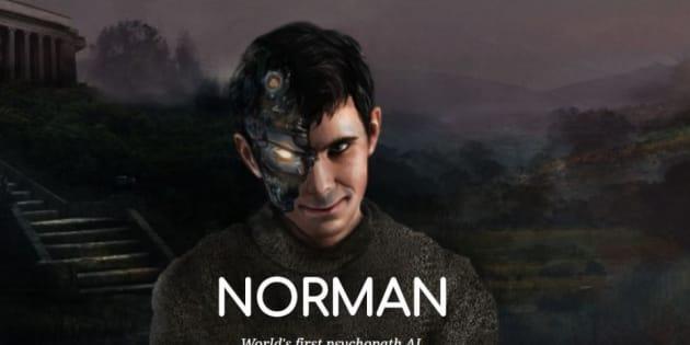 Cette Intelligence Artificielle Est Psychopathe Et Sappelle Norman