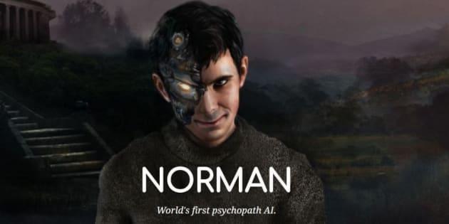 Norman, l'IA façonnée comme un psychopate
