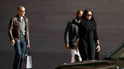 Obama, despreocupado y muy a la moda con esta