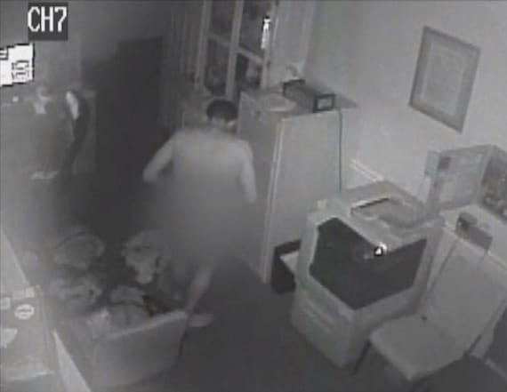 Thief breaks into funeral home, performs heinous act