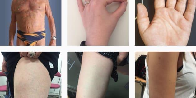 Quelques exemples d'air tattoo particulièrement réussis.