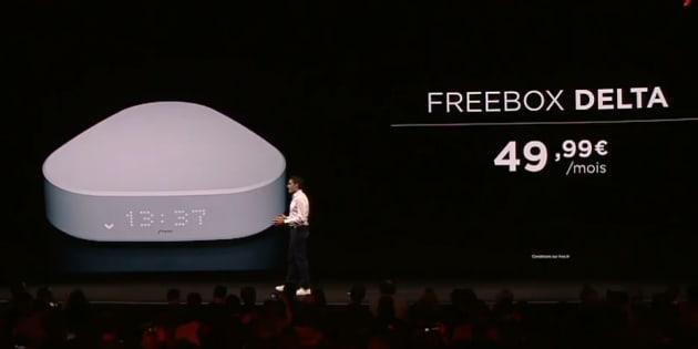 La v7 de la Freebox tant attendue, Delta, propose de nombreuses fonctionnalités, mais pour un prix prohibitif.