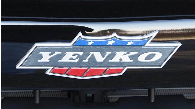 All-new 1968 Yenko Chevy Camaros to go on sale to celebrate 50 years
