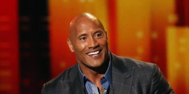 """Il y a """"une vraie possibilité"""" pour que The Rock soit candidat à la Maison Blanche"""