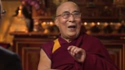 Le Dalaï-Lama a une recette très personnelle pour soigner