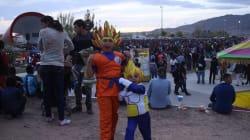 Así fue que México apoyó a Gokú contra Jiren en la transmisión masiva de Dragon Ball