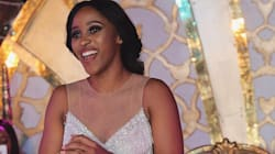 Sbahle Mpisane Looked So Beautiful For Her Umemulo People Are Hoping Heaven's Welcoming Party Looks Like Her And Her