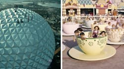 25 Old-School Photos Of Disney Parks, Just