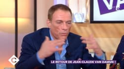 Il fallait être très attentif pour comprendre Jean Claude Van Damme dans C à