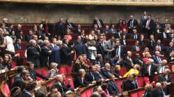 Insatisfaits de leur place à l'Assemblée, ces députés perturbent la photo