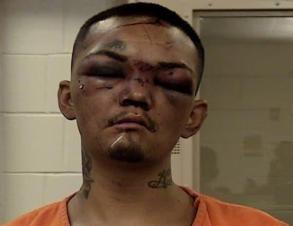 Man attempted to carjack three football players