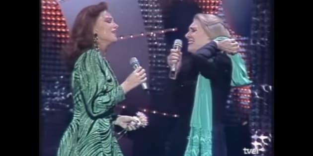 Cinco duetos inolvidables de María Dolores Pradera