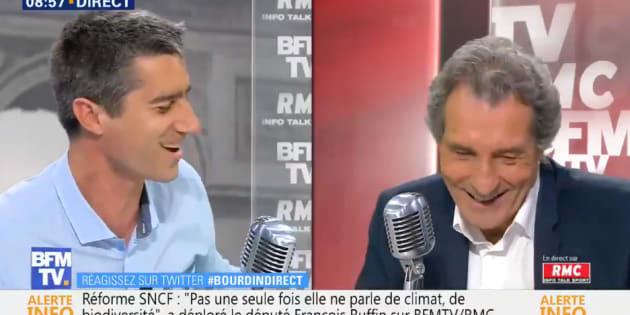 Sur BFMTV et RMC, le député François Ruffin a écarté, à court terme, toute ambition présidentielle.