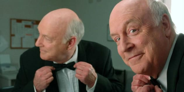 John Clarke is best known as one half of the ABC's 'Clarke and Dawe' sketch on the 7:30 Report.