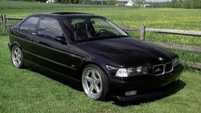 AC Schnitzers Hotrod BMW Ti Remembered By MotorWeek Autoblog - 318ti bmw