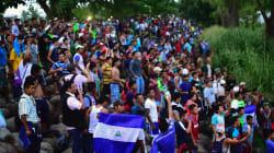 Débordé, le Mexique entrouvre sa frontière à la