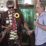 Ciro e Falcão cantando Fagner é o vídeo mais cearense que você já