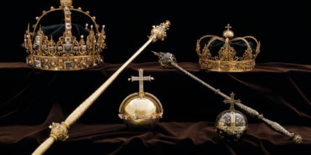 """Deux hommes dérobent des bijoux """"inestimables"""" de la famille royale deSuède et s'enfuient en bateau"""