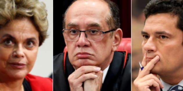 Brazil Conference uniu personalidades como Dilma Rousseff, Gilmar Mendes e Sérgio Moro.