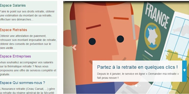 Lassuranceretraite.fr, le site pour faire valoir ses droits à la retraite en ligne