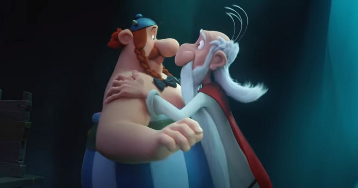Top 10 Punto Medio Noticias | Asterix E Obelix Film 2019 Trailer
