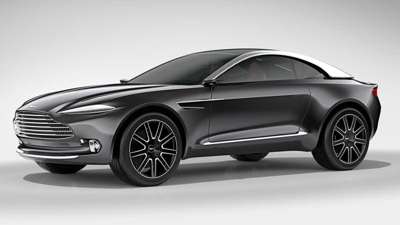 Aston Martin applies to trademark the name Varekai, but would not ...