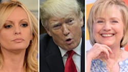 Stormy Daniels Claims Hillary Clinton Called Donald Trump, They Talked About 'Our