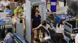 Voyages aériens: la poudre pour bébé interdite au-delà d'une certaine