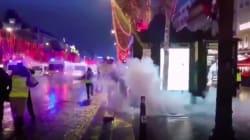 Une syndicaliste explique l'agression de motards de la police sur les