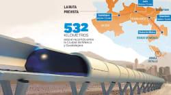 México tendrá tren ultrarrápido; viajará en la ruta