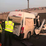 📹 13 personas mueren en un aparatoso accidente en la
