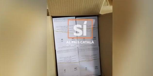 """Référendum en Catalogne: Des urnes cachées à Elne en France? Le maire se dit """"surpris"""""""