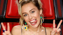 Miley Cyrus Is Apparently Secretly In 'Guardians Of The Galaxy