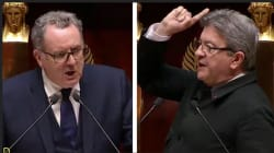 Ferrand réplique aux critiques de Mélenchon contre les frappes en défendant une