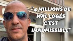 BLOG - 4 millions de mal-logés en France, c'est inadmissible en