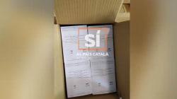 Des urnes pour le référendum cachées à Elne en France? Le maire se dit
