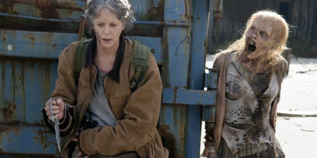 """""""The Walking Dead"""": on sait pourquoi les zombies arrivent encore à prendre les survivants par surprise"""
