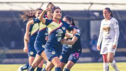 """""""Hondureñas"""", grita afición de Pumas a jugadoras del"""