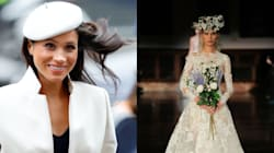 35 Brand-New Wedding Dresses Meghan Markle Could Wear At The Royal