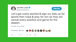 17 Tweets For Parents Who Both Love And Hate Kids' Sports