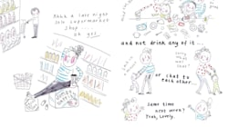 Mom Illustrates The Chaos, Confusion And Joy Of