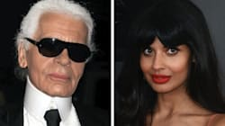 Une actrice crache publiquement sur Karl