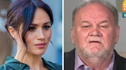 Thomas Markle Found Out About Meghan Markle's Baby News From The