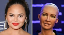 This AI Robot Shading Chrissy Teigen Makes Us Fear For