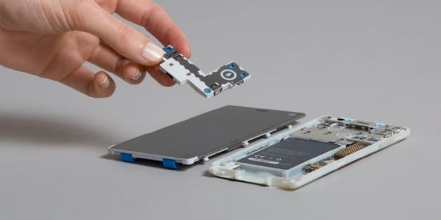 Les smartphones à acheter pour pouvoir les réparer facilement
