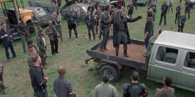 """""""The Walking Dead"""" saison 8 épisode 1 (S08E01)"""
