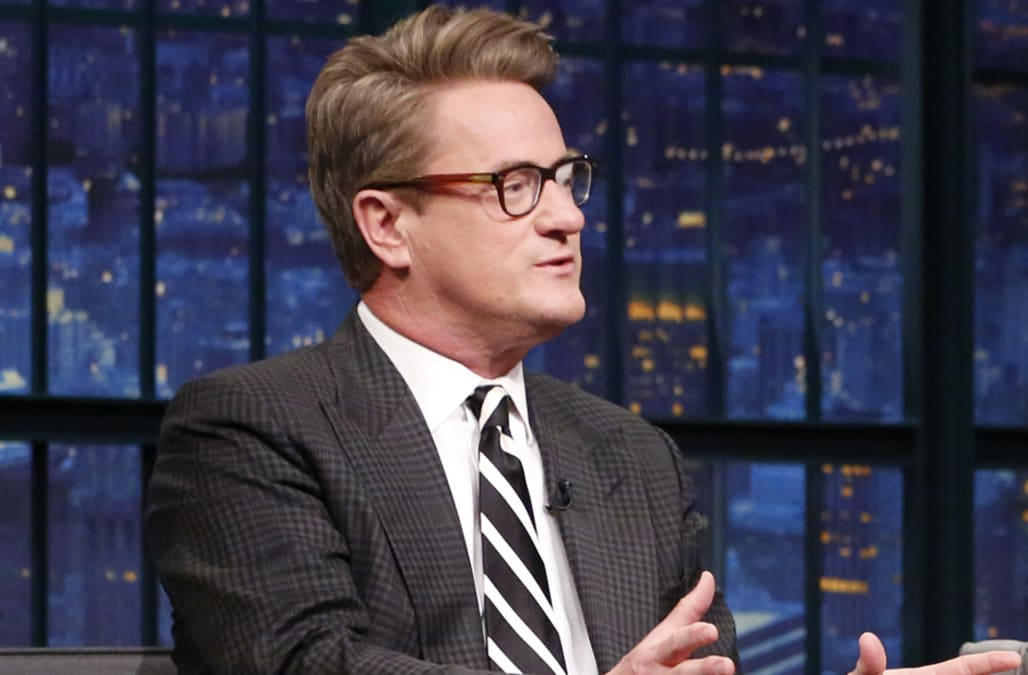 MSNBC host Joe Scarborough leaving Republican party to become an independent – AOL