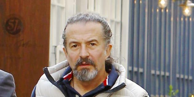 José María Cano en Madrid, en abril de 2016.